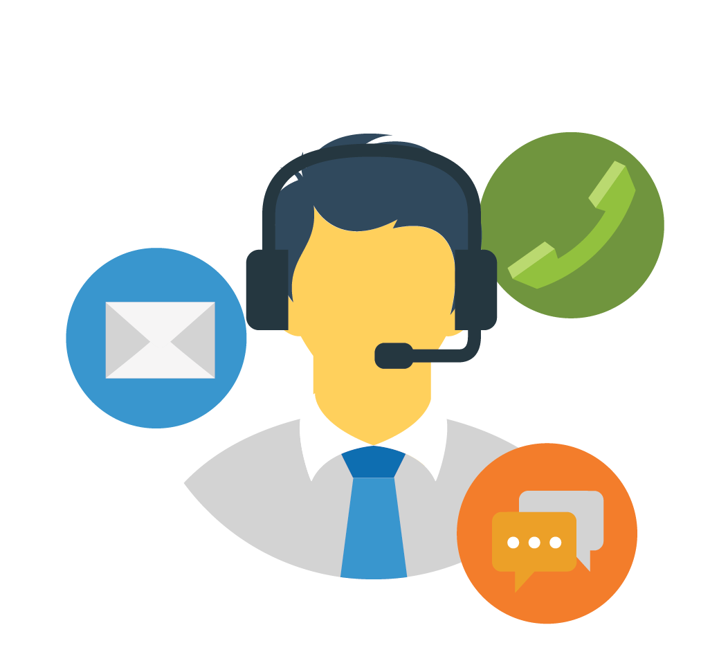 Customer Support icon - Host Geek Singapore